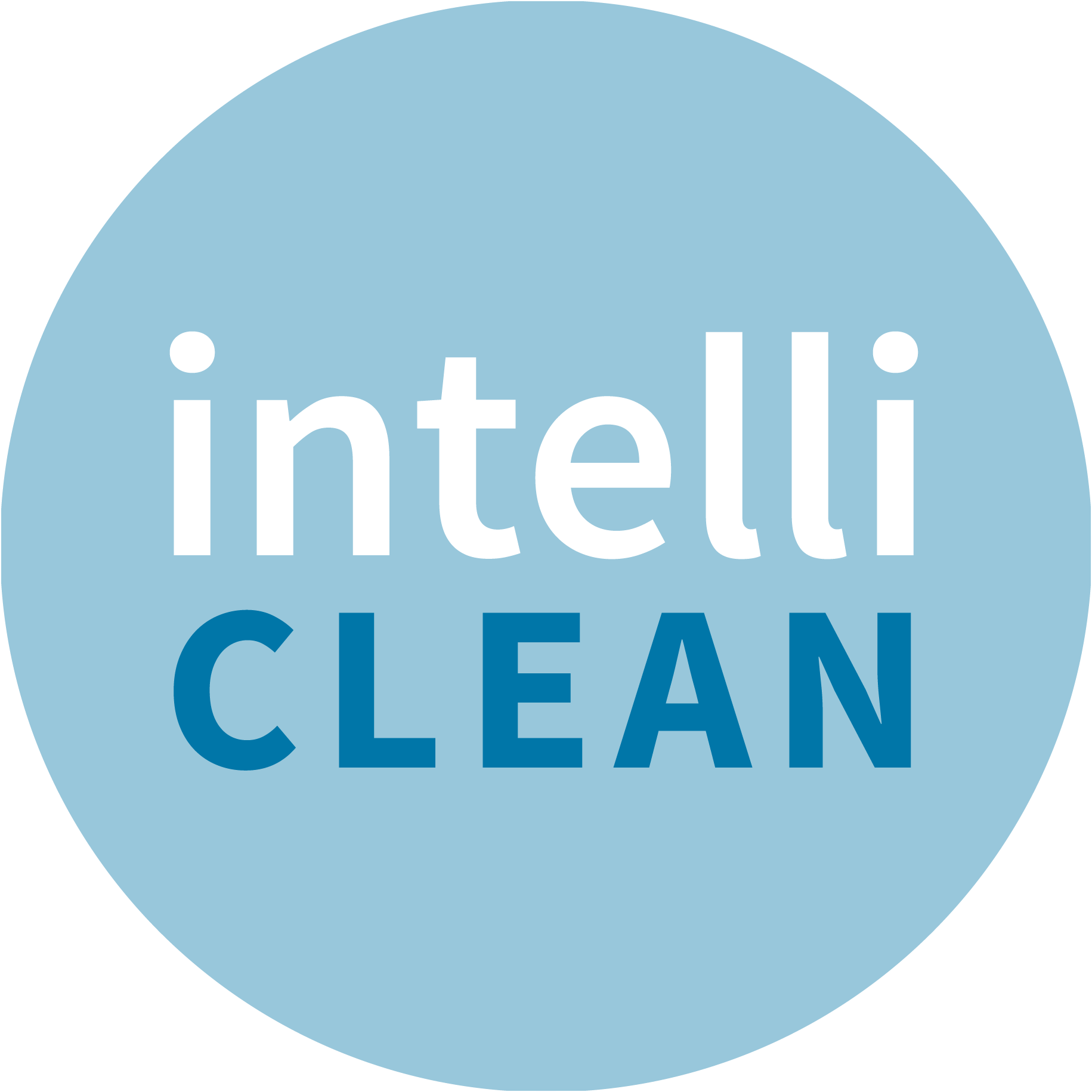 intelliclean logo